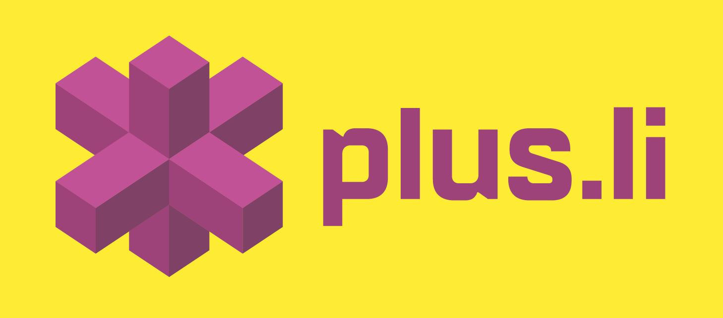 Bildergebnis für Plus.li logo